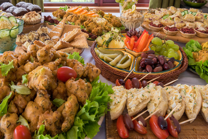 vegetarian caterer,  catering business