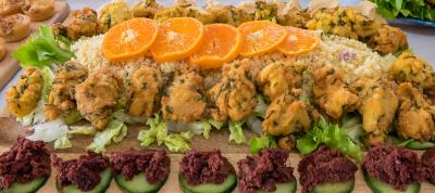 catering business, vegetarian catering